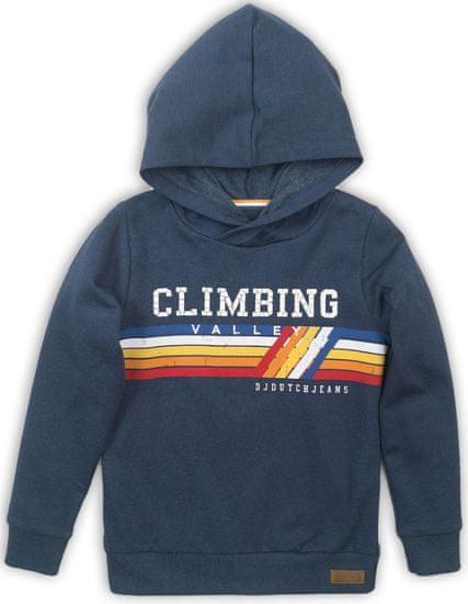 DJ-Dutchjeans pulover za dječake Climbing