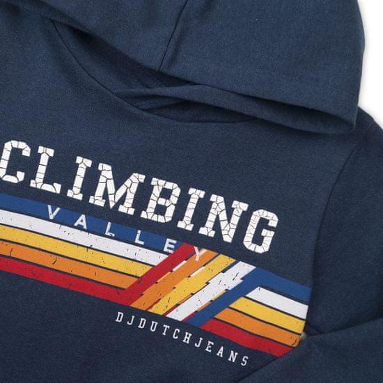 DJ-Dutchjeans CLIMBING fiú pulóver