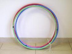 Teddies Obruč Hula hop plast průměr 70cm