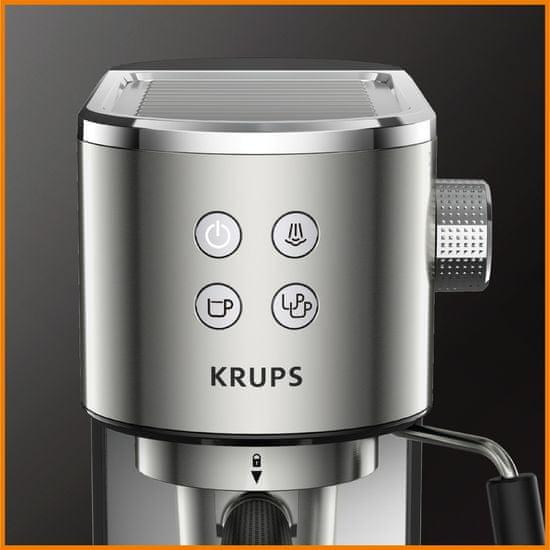KRUPS Virtuoso Silver XP442C11