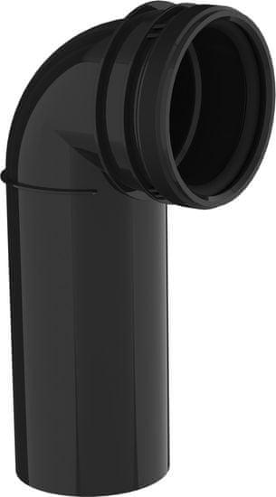 WISA odtočno koleno, 90 x 90 mm