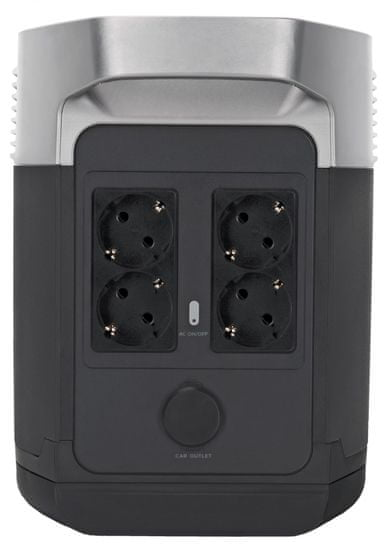 EcoFlow Delta 1300 Black, 220-240V Version 1ECO1300