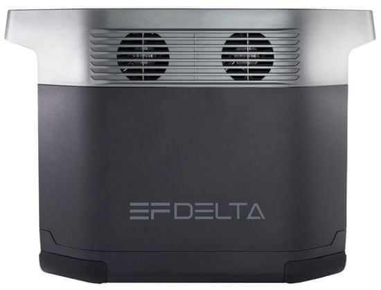 EcoFlow Delta 1300 Black, 220-240V (International Version) 1ECO1300IN