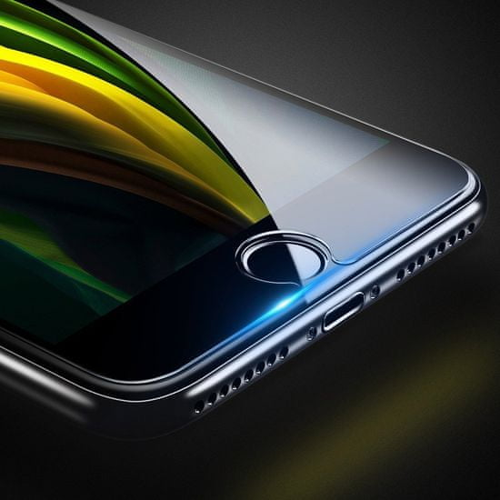 BASEUS 2x 9H zaščitno steklo za iPhone 7/8/SE 2020