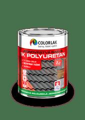 COLORLAK 1K Polyuretán U-2210, R7016 antracit šedá, 0,6 l