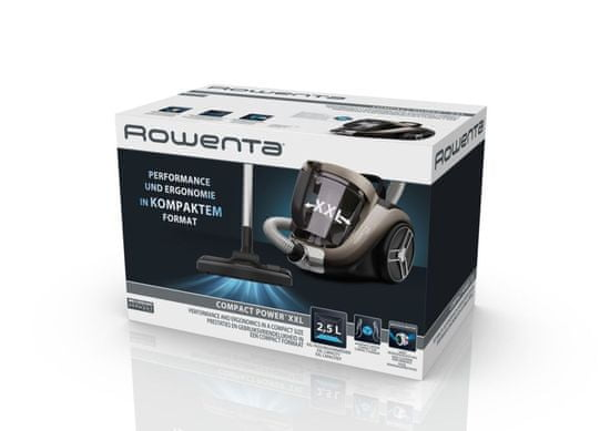 Rowenta RO4886EA Compact Power XXL sesalnik