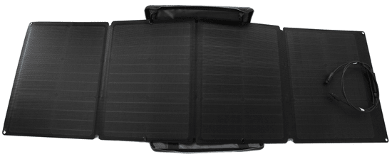 EcoFlow solární panel 110 W 1ECO1000-02 - rozbaleno