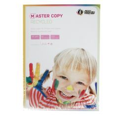 Hit office Papír kopírovací EKO colour Master A4, 80g duha mix 10 barev - 500 listů
