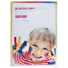 Hit office Papír kopírovací EKO colour Master A4, 80g duha mix 10 barev - 100 listů