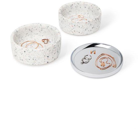 Umbra Stojan na šperky Terrazzo 10144031180/S