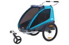 Thule prikolica Coaster XT + Stroller kit