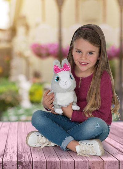 Alltoys Interaktívny králiček Bany