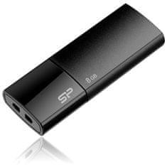 Silicon Power Ultima U05 8GB, černá (SP008GBUF2U05V1K)