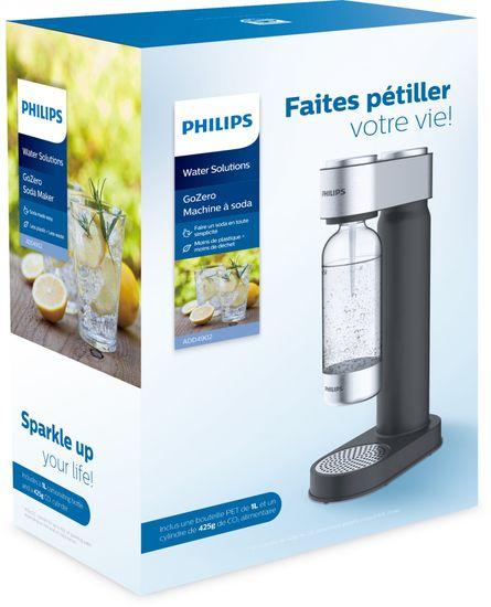 Philips Soda maker ADD4902BK/10, czarny
