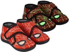 Disney 2300004643 Spiderman fantovski copati, rdeči, 25