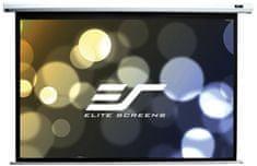 "Elite Screens ekran projekcyjny 156 × 277 cm, 125"", 16:9 (ELECTRIC125XH)"