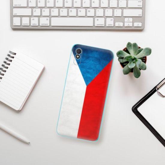 iSaprio Silikonowe etui - Czech Flag na Xiaomi Redmi 9A