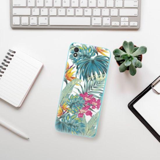 iSaprio Silikonowe etui - Tropical White 03 na Xiaomi Redmi 9A