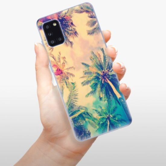 iSaprio Palm Beach szilikon tok Samsung Galaxy A31