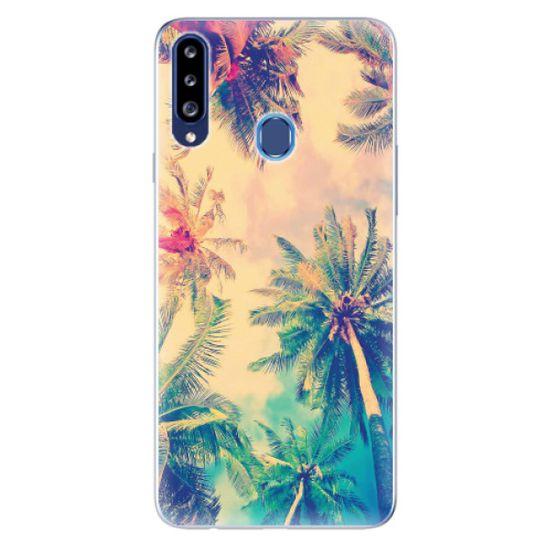 iSaprio Palm Beach szilikon tok Samsung Galaxy A20s