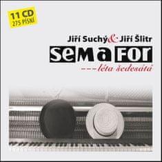 Jiří Suchý: Semafor Komplet 1964-1971