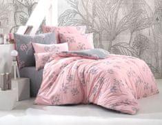 BedTex posteljnina Idil, 220x200 / 2x 70x90 cm, roza