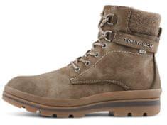 Tom Tailor dámská kotníčková obuv 9090701 37 hnědá