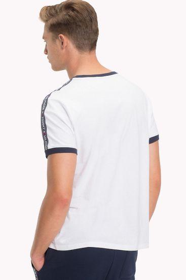 Tommy Hilfiger bela moška majica RN Tee SS - L