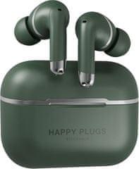 Happy Plugs Air 1 ANC, zelená - rozbaleno