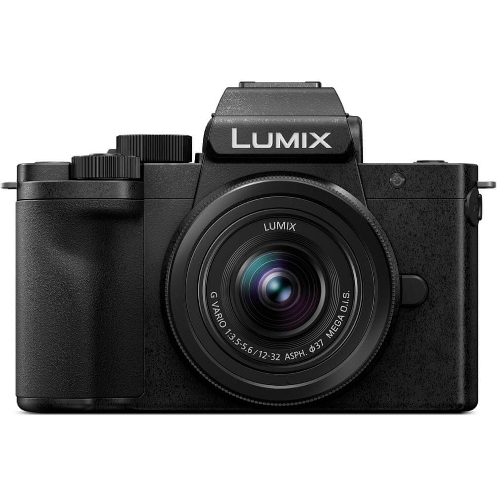 Panasonic Lumix DC-G100 + 12-32 (DC-G100KEG-K)