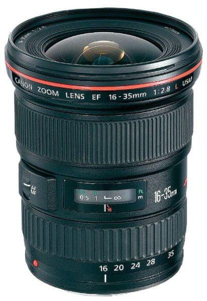 Canon 16-35 mm EF f/2,8 L II USM