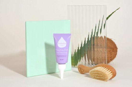 Kokoso Baby Happy krema za lasišče, proti temencam