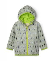 Hatley dekliška jakna, 134 - 140, siva