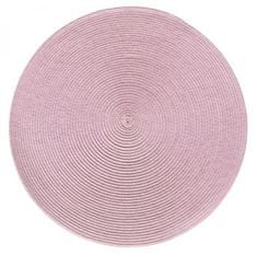 My Best Home podkładki SPLOT, Ø 38 cm, 4 szt., różowe