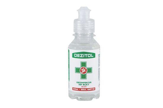 Lusja Dezitol - dezinfekční roztok na ruce 125ml