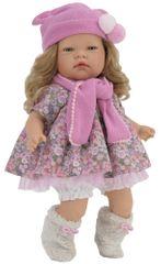Nines 36500 Lutka Celia, 45 cm s klobukom