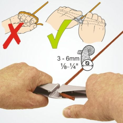 Mastrant  Power grip - two handed