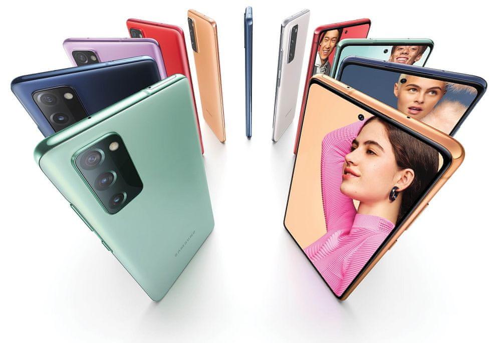 Samsung Galaxy S20 FE 5G, 6GB/128GB, Red