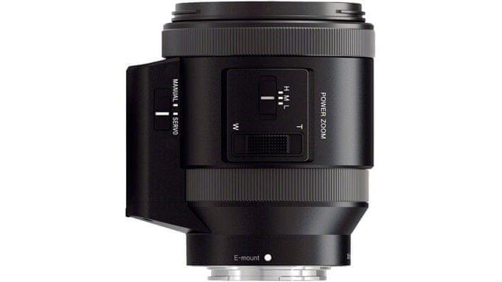 Sony 18-200 mm F3,5-6,3 E PZ OSS