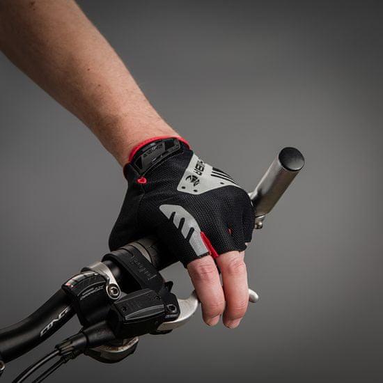 CHIBA Cyklistické rukavice pro dospělé Air Plus Reflex