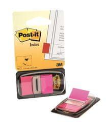 3M 680-21 Post-it označevalec, živo roza