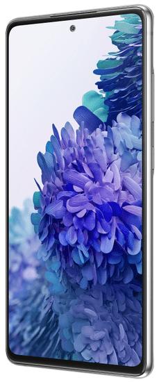 Samsung Galaxy S20 FE pametni telefon, 6GB/128GB, nebeško bel