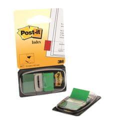 3M 680-3 Post-it označevalec, zelen