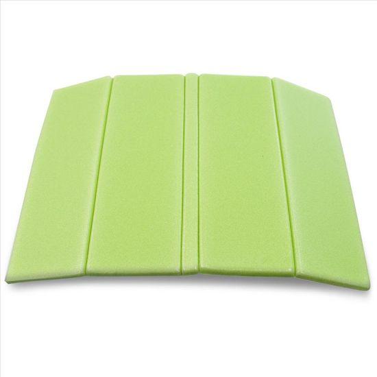 Yate Zložljiv sedežna podloga - zelena