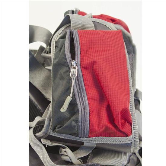 Highlander Nahrbtnik Rocky 35 + 5L, rdeče siv