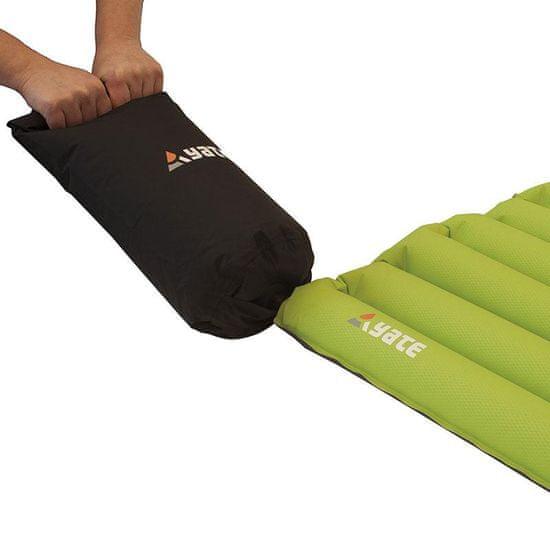 Yate Ročna zračna tlačilka in vodotesna vreča