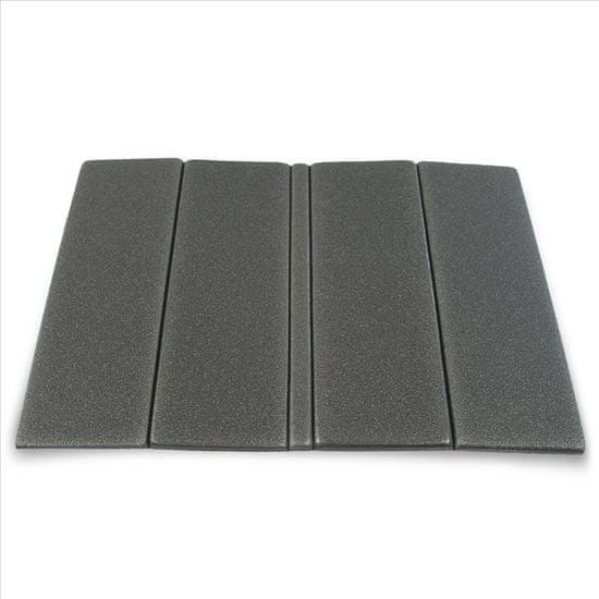 Yate Zložljiv sedežna podloga - siva
