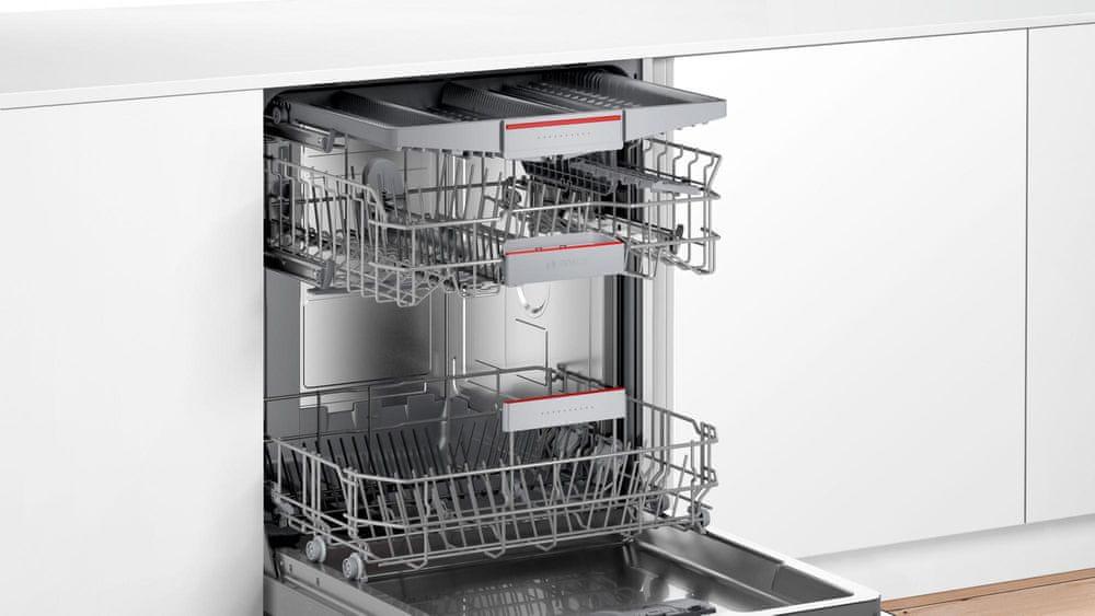 Bosch myčka nádobí SMU4HVS31E + doživotní záruka AquaStop