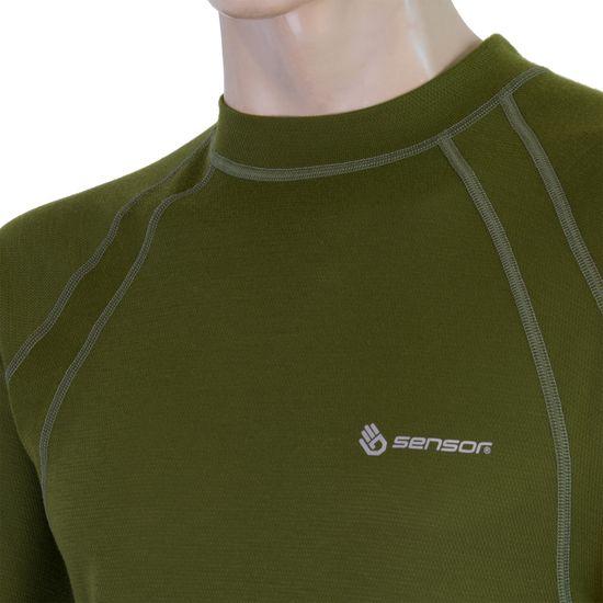 Sensor Double Face moška majica z dolgimi rokavi