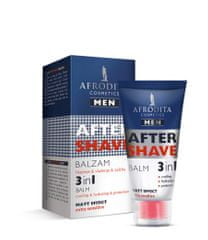 Kozmetika Afrodita Men After Shave balzam, 3 v 1, 50 ml